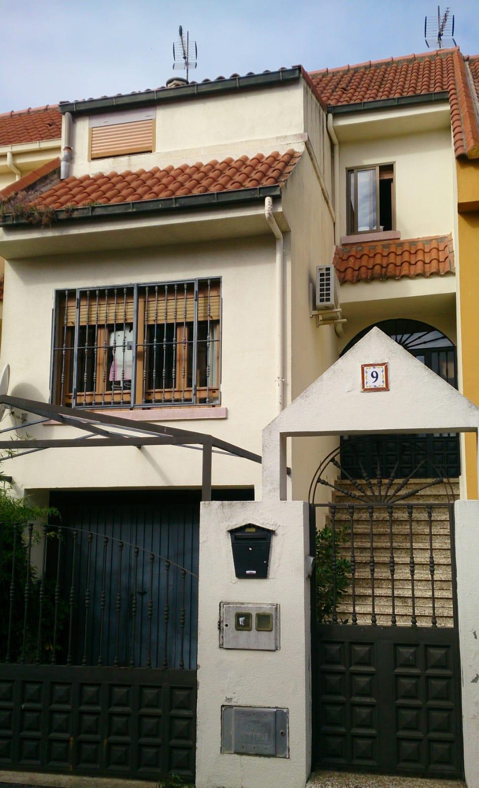 casa taller El Cuadrado Azul